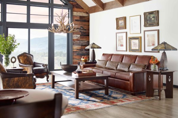 Stickley-living-room-sofa