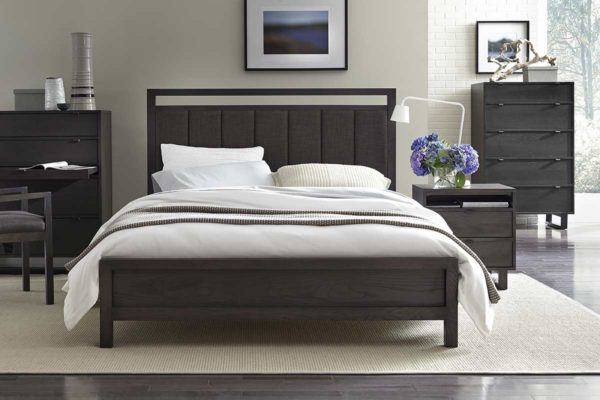 bedroom-furniture-modern-dark-brown