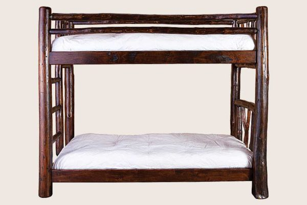 bedroom-furniture-rustic-bunk-beds