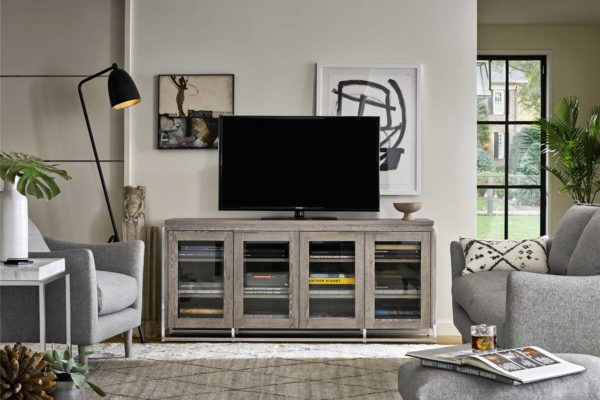 entertainment-center-in-living-room