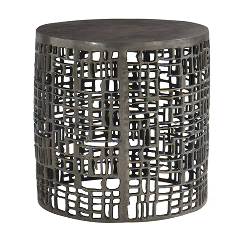 Superbe Iron End Table