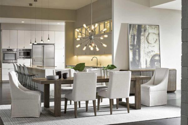 kitchen-contemporary-white-chairs